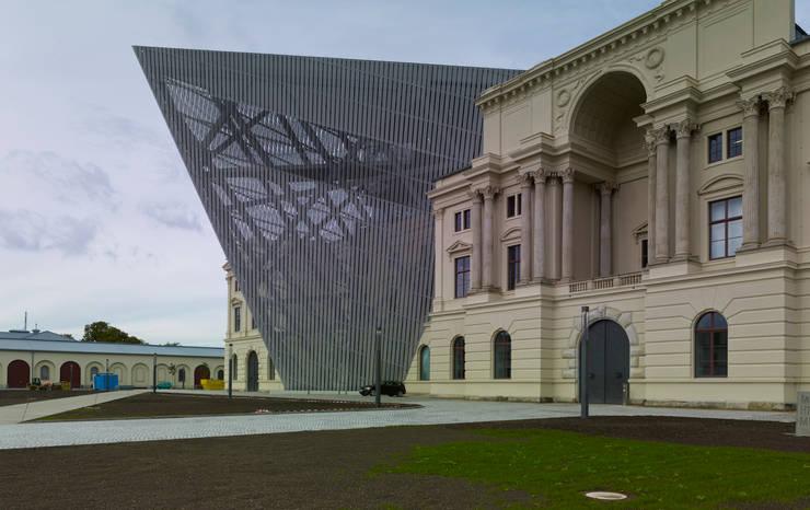 Museos de estilo  por Baierl & Demmelhuber Innenausbau GmbH