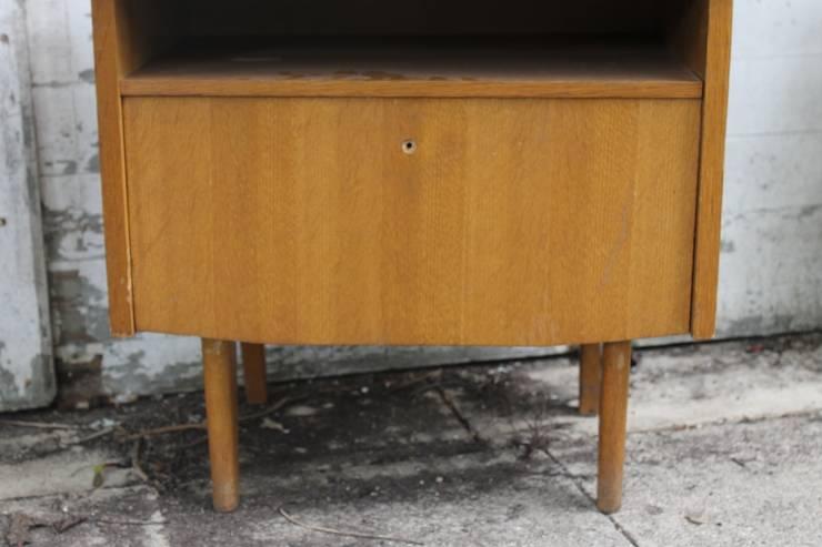 Relooking Chevet 50'S:  de style  par  Encours de Création