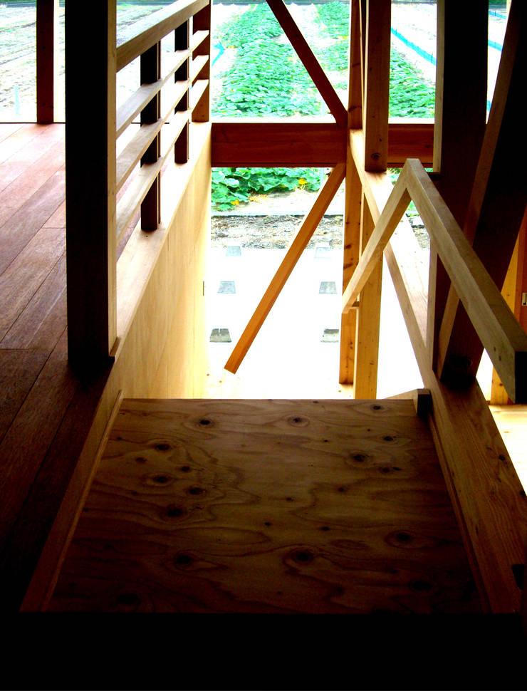 階段: URBAN GEARが手掛けたです。