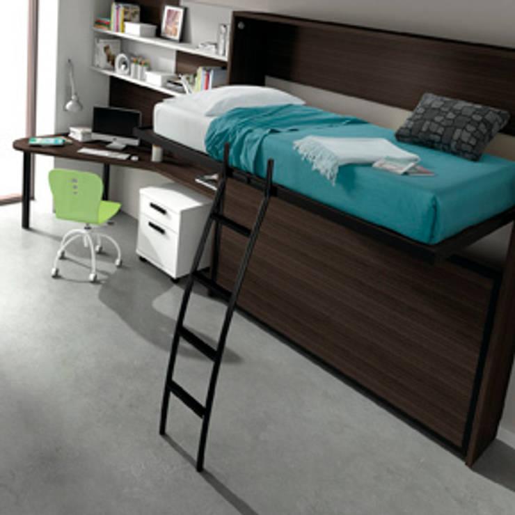 petite espace ? Muebles Arasanz a la solution.: Chambre d'enfants de style  par Arasanz S.A