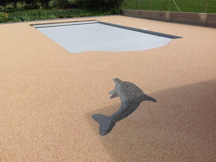 Projet:  de style  par Creation Sol Mur Design