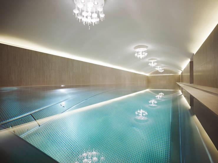 Hotel Sans Souci Wien: modern  von A2K ARCHITEKTEN,Modern