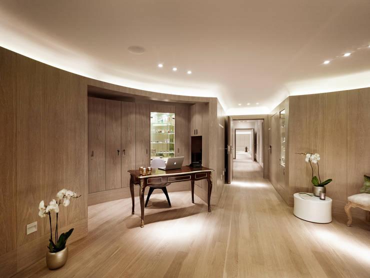 Hotel Sans Souci Wien - Empfang SPA: modern  von A2K ARCHITEKTEN,Modern