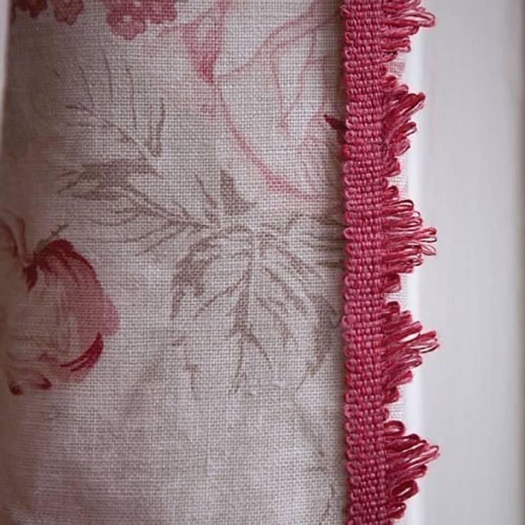 Trimmings:  Living room by Kate Forman Designs Ltd
