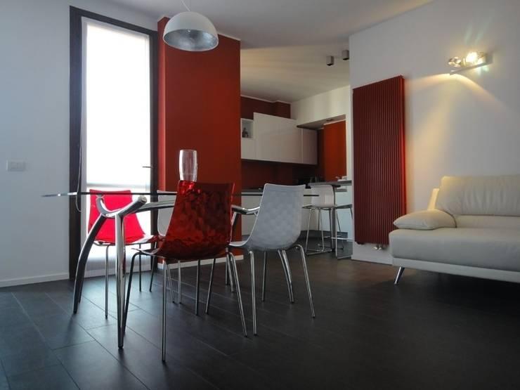 Soggiorno : Soggiorno in stile in stile Moderno di studionove architettura