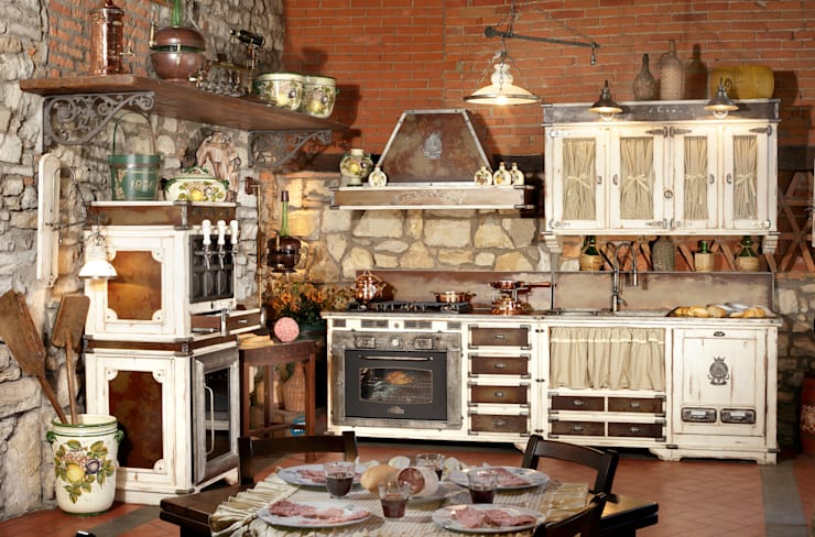 Cocina de estilo  por Maggi Massimo