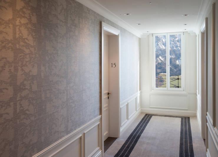Hotel Villa Honegg:  Hotels by Jestico + Whiles