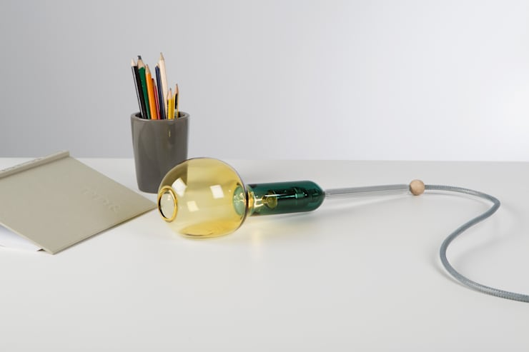 VITRO LUX Collection:  Study/office by Sarah Colson