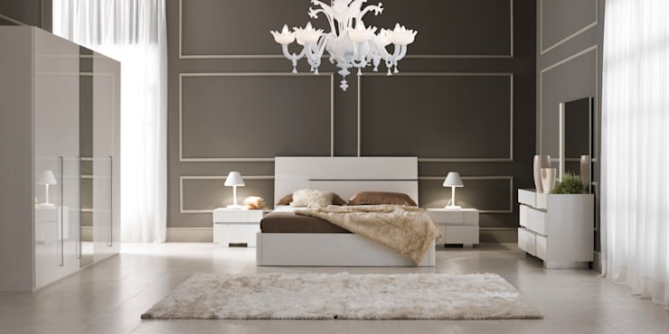CAPRICE  – Night Collection:  in stile  di Status Italy, Moderno