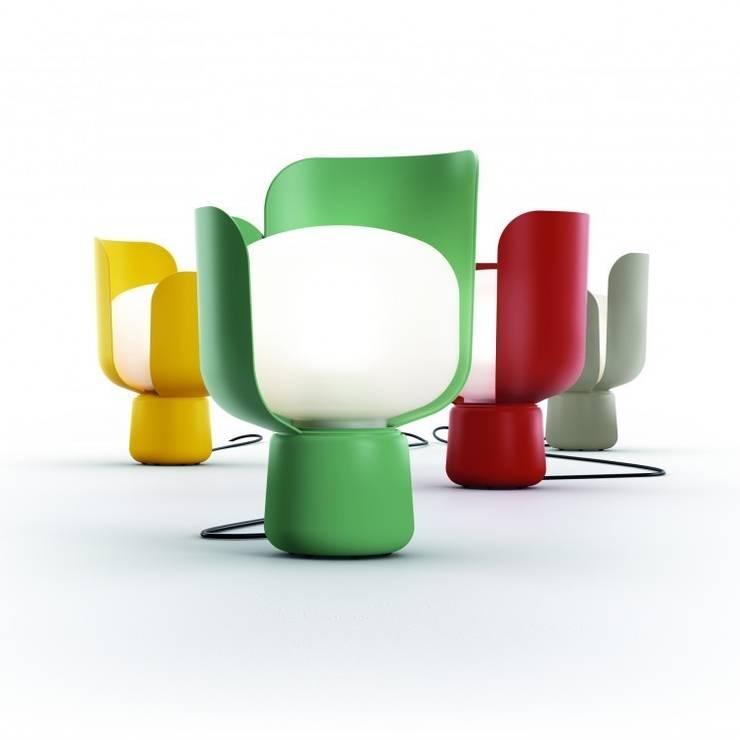 Lampe Blom - Fontana Arte:  de style  par Astéri