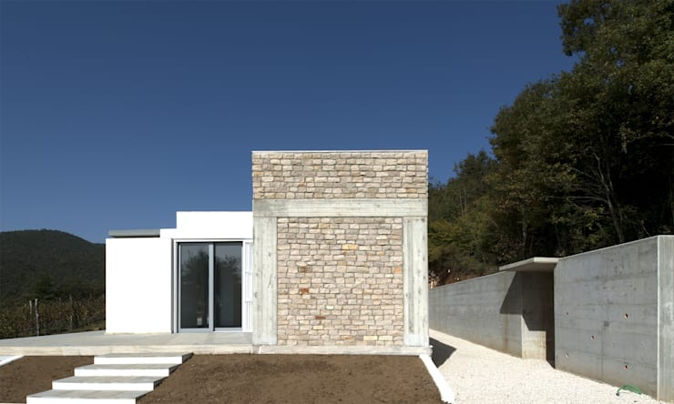 Houses by Davide Vargas Architetto,