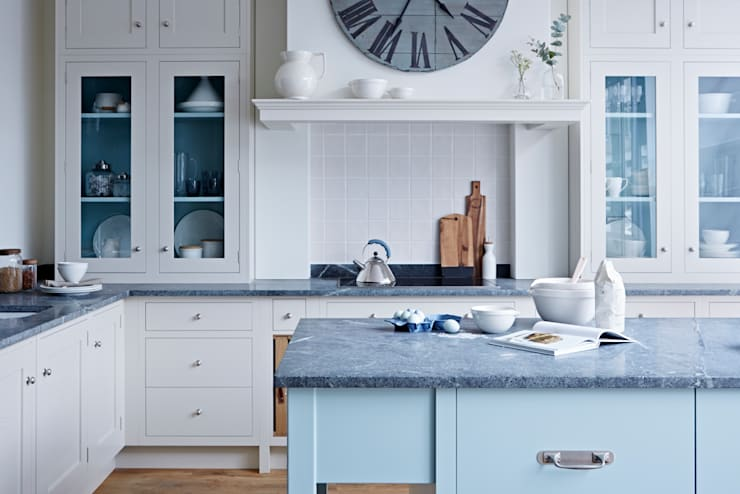 Interiors:  Kitchen by John Lewis of Hungerford