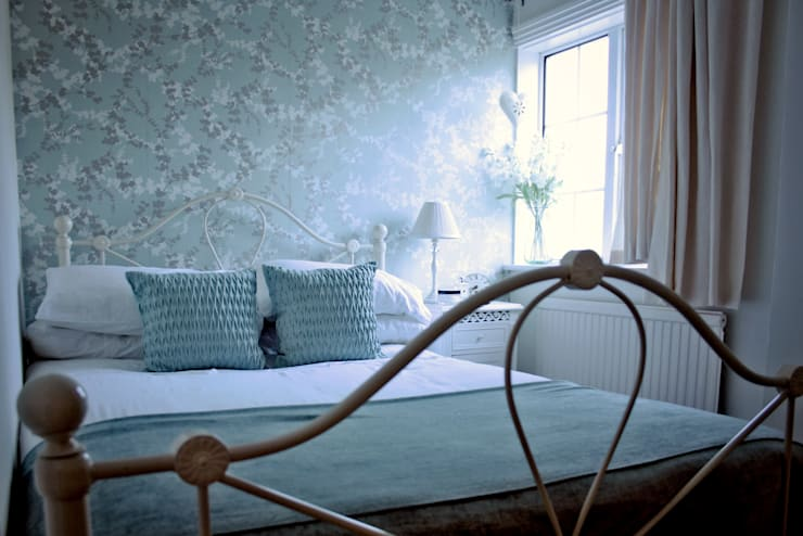 Dormitorios de estilo  por My Bespoke Room Ltd
