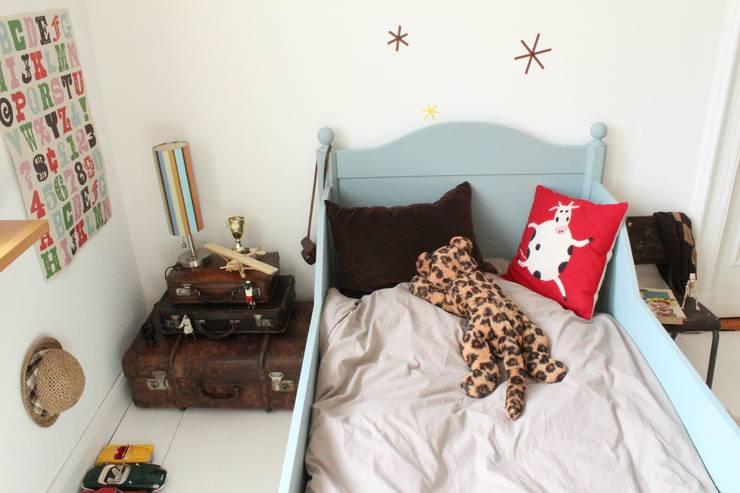 Vintage Kinderzimmer von anders&artig:  Kinderzimmer von anders & artig