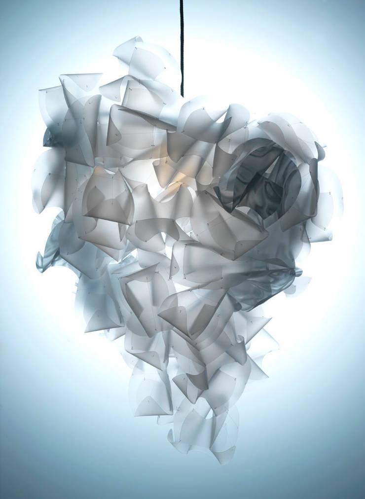 조명에 생명을 불어넣다 - paper project 01: The Disigners의  아트워크