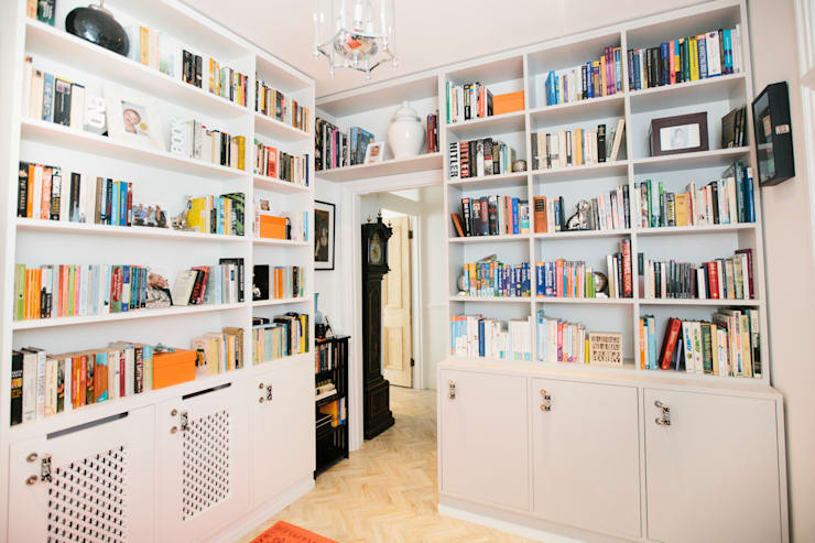 Dulwich Home:  Houses by My Bespoke Room Ltd