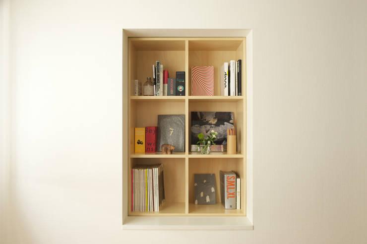 SWITCH apartment by YUKO SHIBATA ARCHITECTS Modern