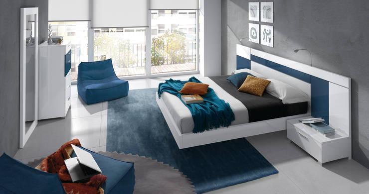 Baixmoduls의  침실