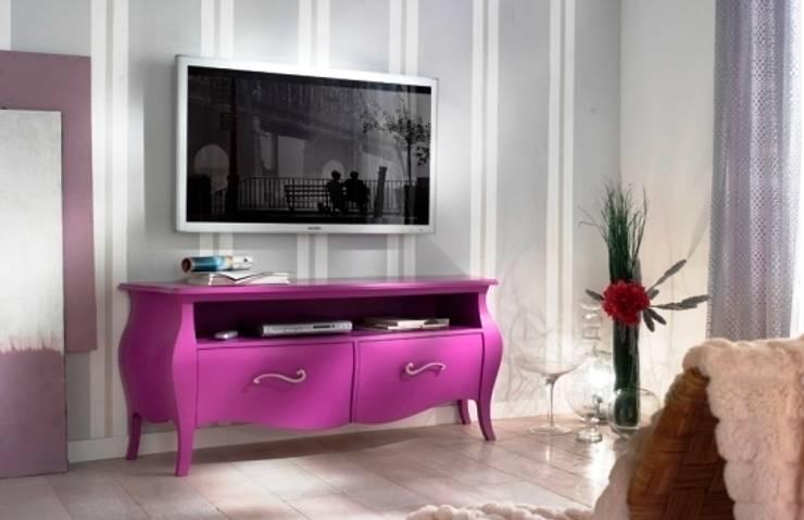 Porta tv:  in stile  di BL mobili, Classico