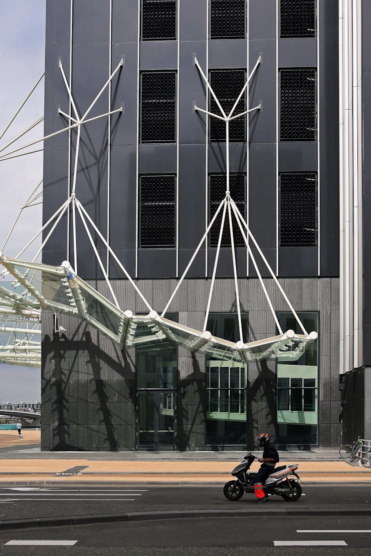 Escritórios  por Dam & Partners Architecten