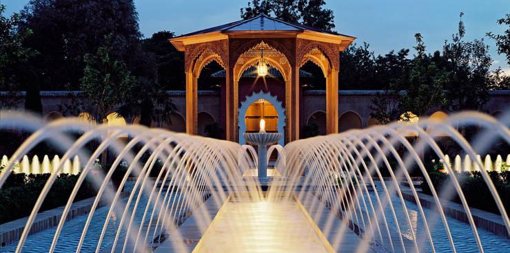 حديقة تنفيذ Kamel Louafi Landschaftsarchitekten
