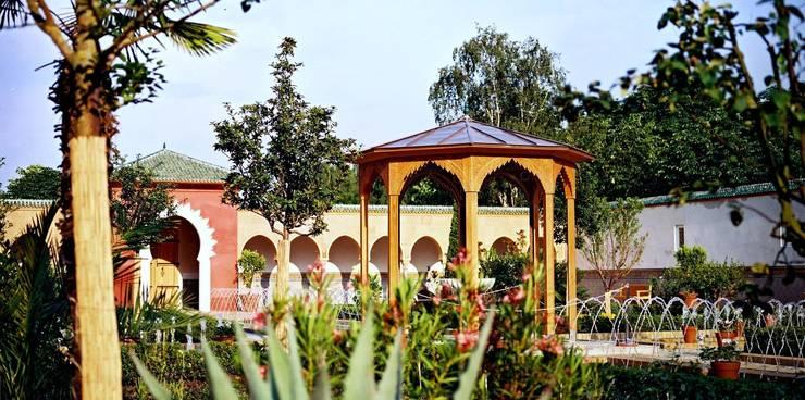 Orientalischer Garten, Berlin:  Garten von Kamel Louafi Landschaftsarchitekten,