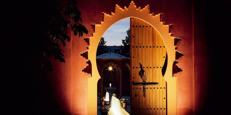 Orientalischer Garten:  Garten von Kamel Louafi Landschaftsarchitekten,