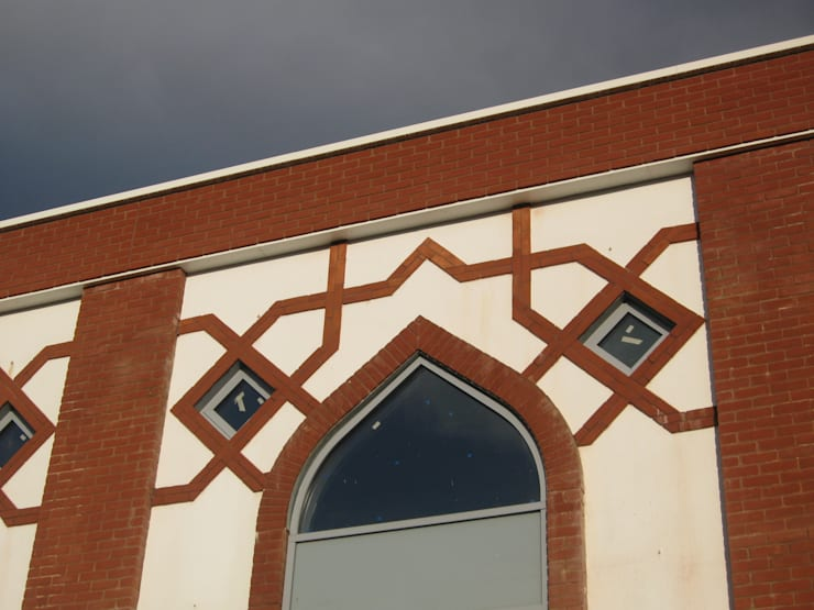 New Build Mosque Project:   by DK Architects