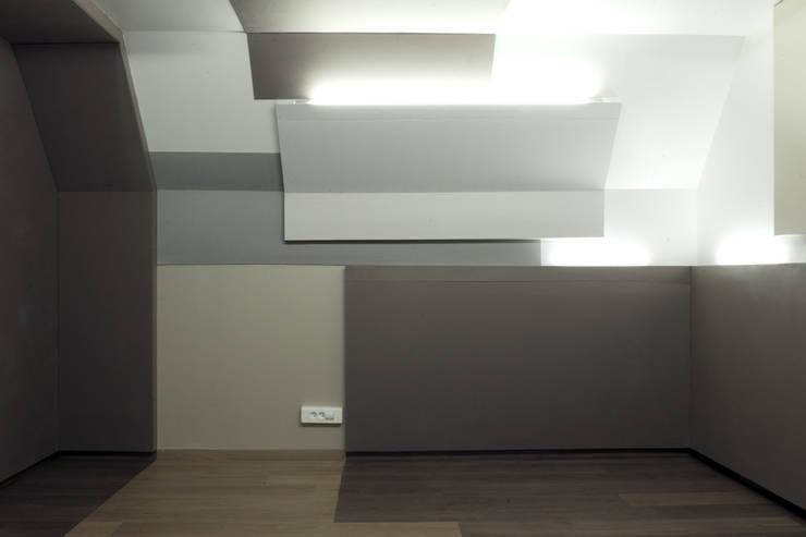 PRADO: Bureau de style  par Florence Gaudin architecte