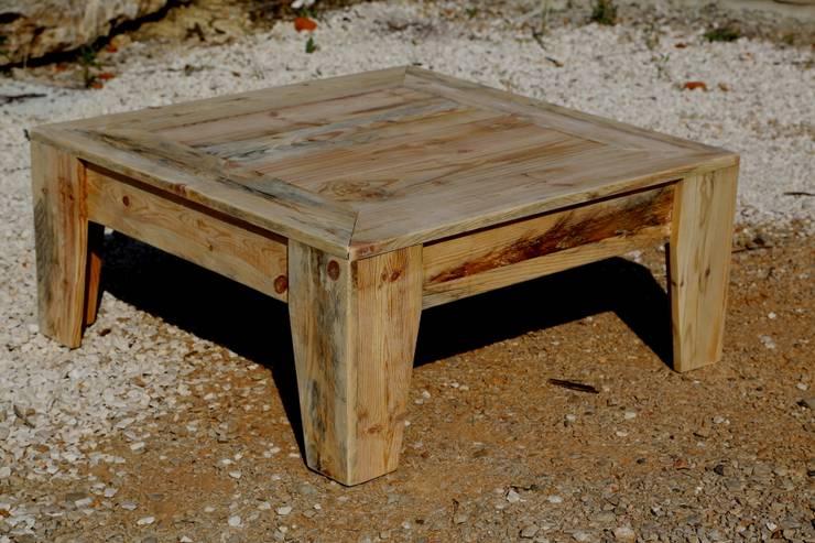 Table GRASSE:  de style  par Wood BC