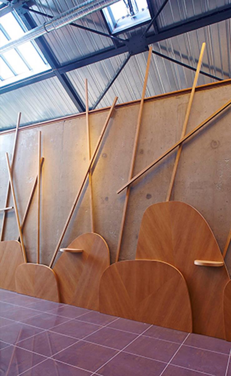 Hall :  de style  par MIAM Architecture