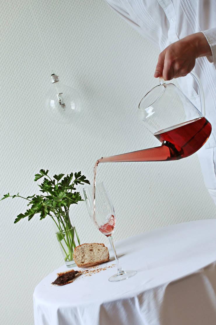 L'arrosoir à rosé: Cuisine de style  par Collectif Les Metadesigners