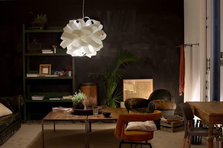 Living room تنفيذ Designort