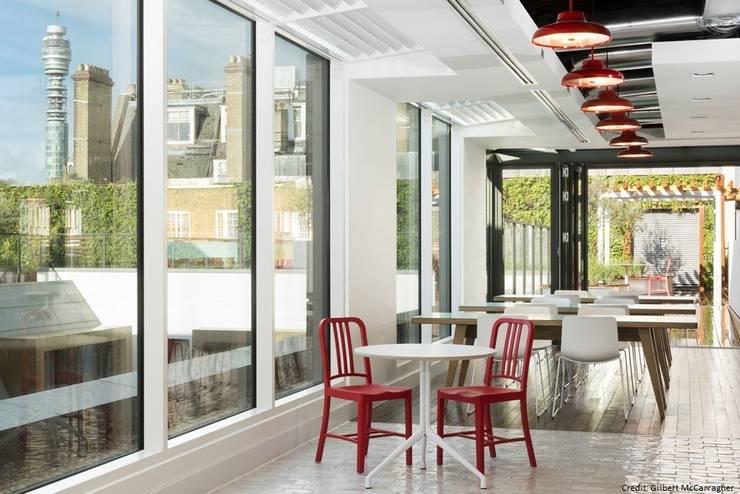 Балкон, веранда и терраса в . Автор – Biotecture