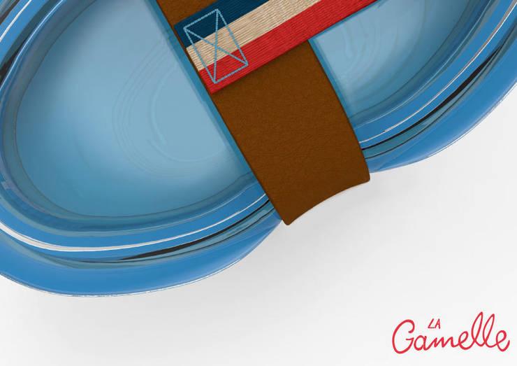 La gamelle: Cuisine de style  par Alexis Dupuy