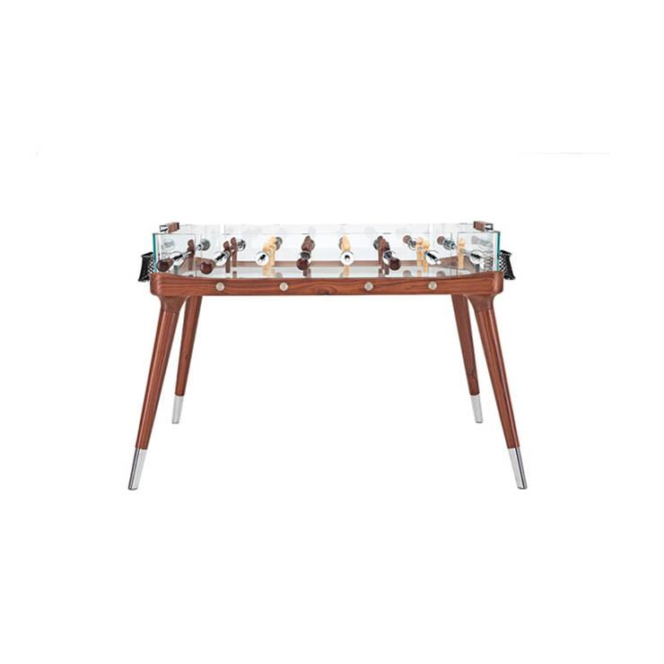 90 Minuto Foosball Table:  Multimedia room by Quantum Play