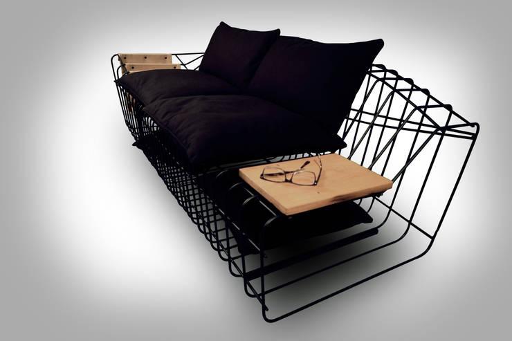 Sule Koc Design – Sofist:  tarz Oturma Odası