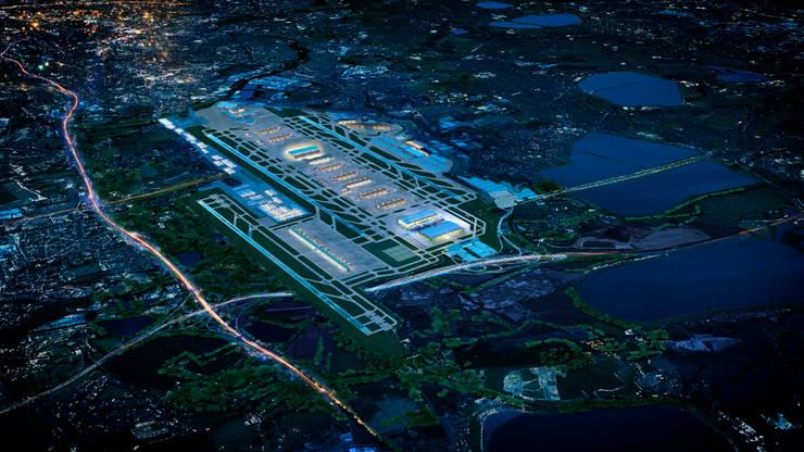 Heathrow T6:   by CGI Design Ltd