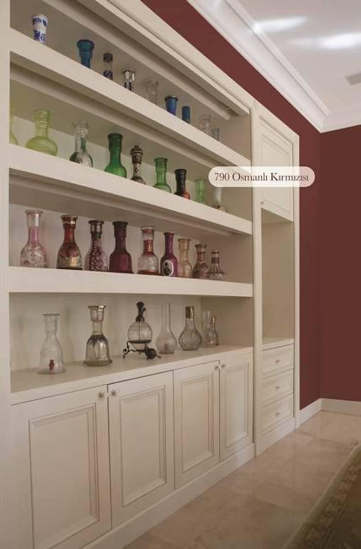 colourfıt – Polisan Home Cosmetıcs Renk Danışmanlığı:  tarz İç Dekorasyon