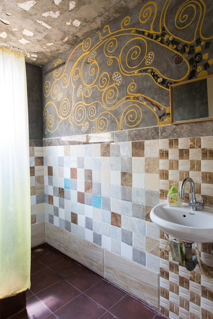 residence for Artists Rumah Gaya Asia Oleh Biome Environmental Solutions Limited Asia