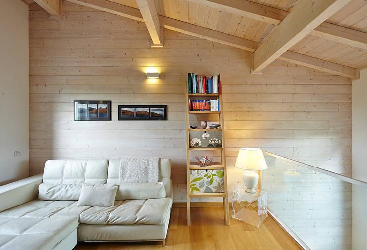Travi a vista idee per il soffitto da vedere
