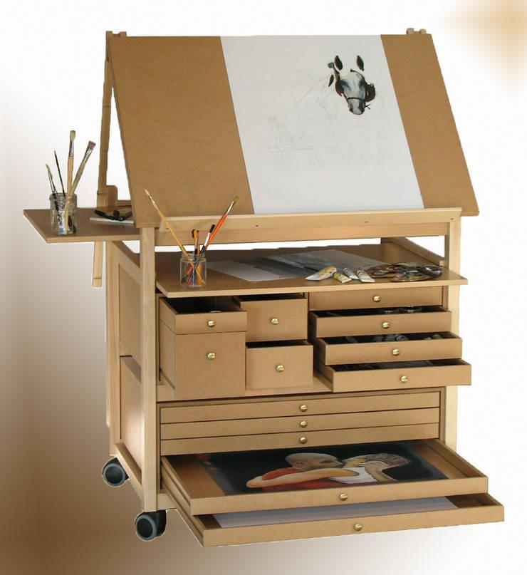Meuble Atelier:  de style  par Auboi