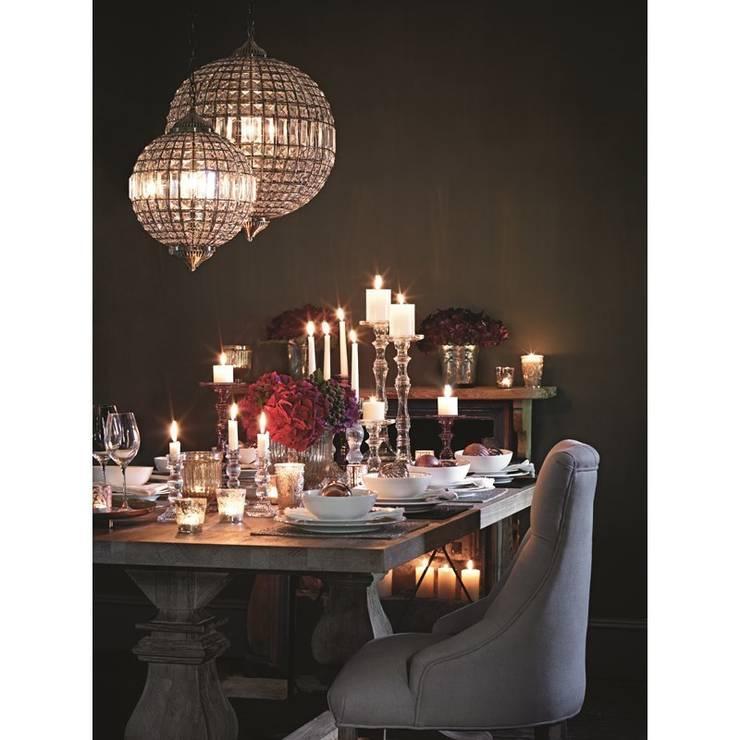 Sala de jantar  por M&S