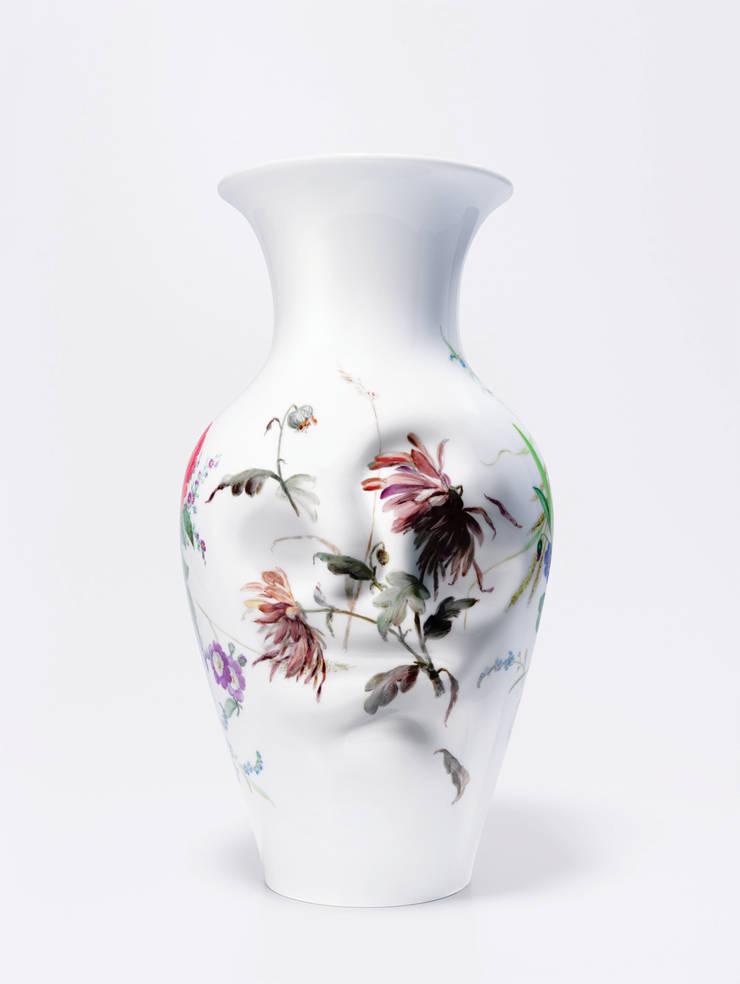 Kpm Königliche Porzellan Manufaktur Berlin Gmbh Berlin schuhmann vase - sonderedition für die berliner philharmoniker