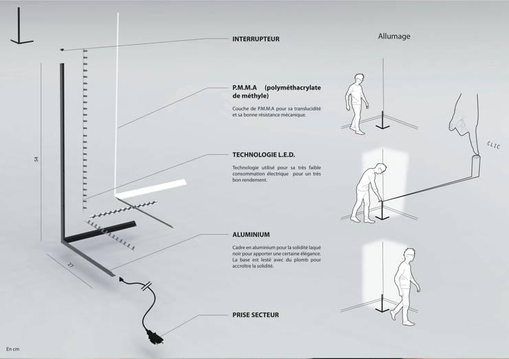3D: Salon de style  par Pierre ALDEBERT