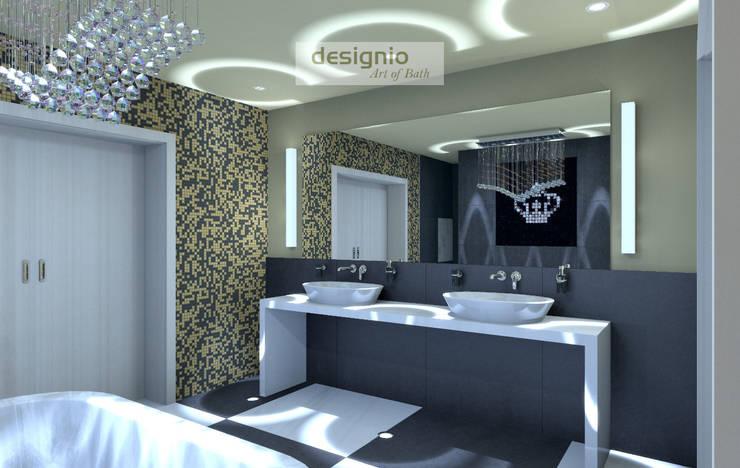 Besuchen Sie einen Traum in Ihrer Wunschoase:  Badezimmer von Art of Bath,Klassisch