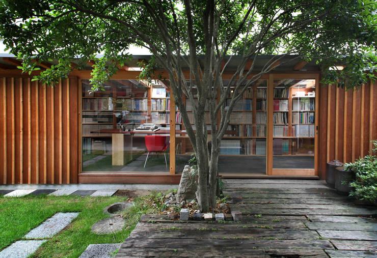 حديقة تنفيذ 神家昭雄建築研究室