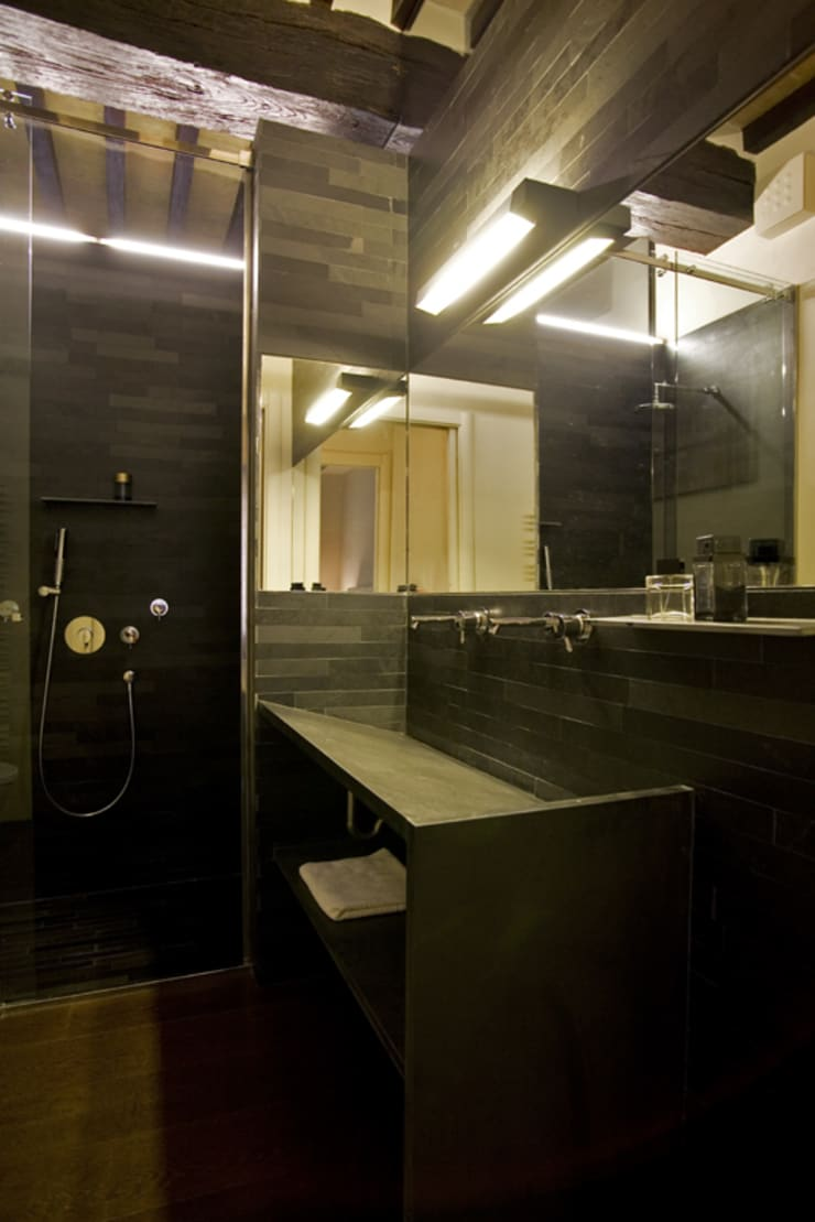 casa max: Case in stile  di Gino Bettati,