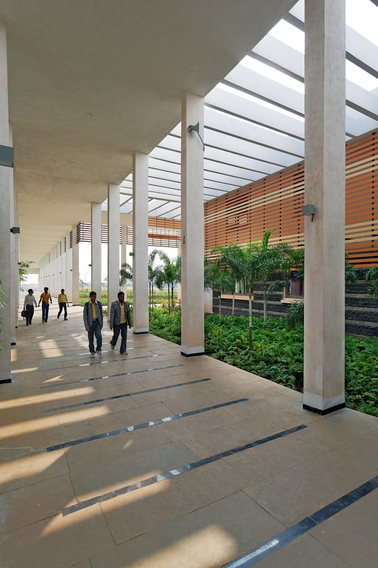 SANDIP FOUNDATION :   by ENVIRON PLANNERS