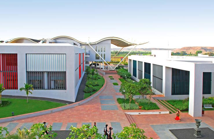 MUMBAI EDUCATIONAL TRUST (MET) BHUJBAL KNOWLEDGE CITY:   by ENVIRON PLANNERS